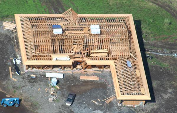 Bennett Builders Ltd - Order of Construction
